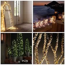 solar powered fairy lights for trees solar powered string light amir 100 leds starry string lights