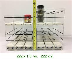 Over The Cabinet Spice Rack Dining Room Fabulous Slide Out Pan Organizer Kitchen Cupboard