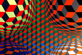 pattern art famous 10 op art artists whose work you have to follow widewalls