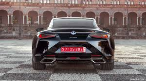 caviar lexus 2018 lexus lc 500h hybrid color caviar rear hd wallpaper 52