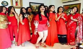 themes for kitty parties in india fresh in town radhe maa themed kitty party picture that s been