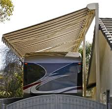 Rv Retractable Awning Free Standing Awnings All Seasons Awnings