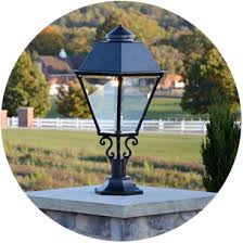 outdoor gas lamps u0026 lighting by american gas lamp works