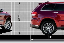2014 jeep grand cargo dimensions jeep grand cargo width