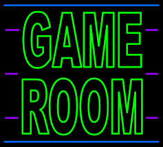 custom game room neon sign 13 your custom signs neon light