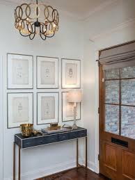 entry way table decor entryway table houzz entry way table exle of a transitional dark