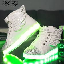 light up shoes gold high top light up shoes gold green sneaker online