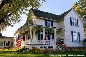 country farmhouse decorating for fall at joni s country farmhouse porch