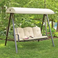 Swing Patio Furniture Patio Swings With Canopy On Sale Home Outdoor Decoration