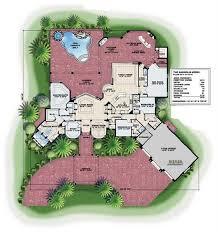 mediterranean house floor plans mediterranean house plans home design wdgf1 4173 g