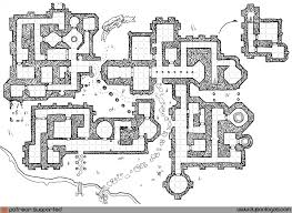 the burrow floor plan maps dyson u0027s dodecahedron