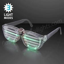 party sunglasses with lights flashing led sunglasses flashing led rave party shades at