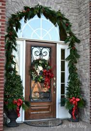 Christmas Outside Door Decorations by 50 Stunning Christmas Porch Ideas U2014 Style Estate