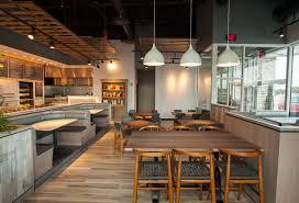 Modern Mediterranean Interior Design Roti Modern Mediterranean Second Location Now Open In Northbrook