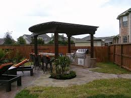 backyard escapes outdoor kitchen katy tx photo gallery landscaping network