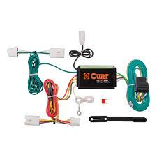 curt manufacturing curt custom wiring harness 55571