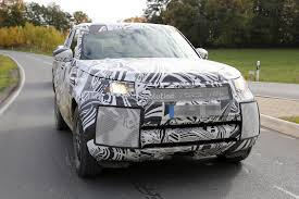 discovery land rover 2017 2017 land rover discovery 5 spy photos release date carmodel