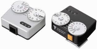 shoe light meter voiglander vc ii exposure meter