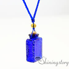 charm necklace wholesale images Oblong luminous aromatherapy jewelry wholesale diffuser bracelet jpg