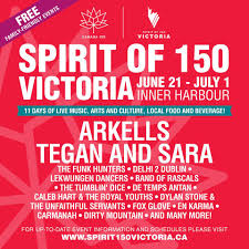 Victoria 2 Flags Spirit Of 150 Victoria 11 Days Of Canada 150 Events At