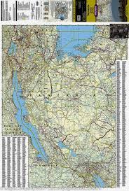 Rwanda Map Map Of Tanzania Rwanda U0026 Burundi National Geographic U2013 Mapscompany