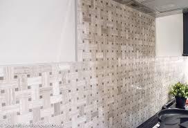 revetement adhesif mural cuisine best carrelage mural adh sif ideas transformatorio us avec