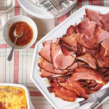 ham with apricot glaze recipe myrecipes