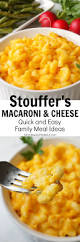 stouffer u0027s macaroni and cheese with roasted green beans recipe