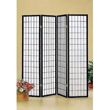 Folding Screens Room Dividers by Room Dividers Room Partitions Sears