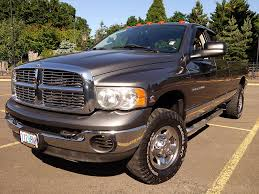 dodge truck car used 2004 dodge ram 3500 for sale in eugene oregon by summers car