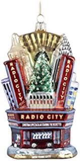 radio city rockettes ornament nyc decoration