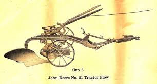 the plow guy identify your john deere plow