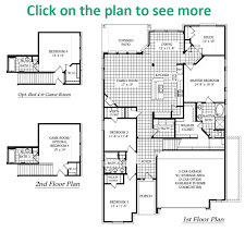 Patio Homes Floor Plans Abington Plan Chesmar Homes Dallas