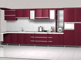 u shaped kitchen design 3d model 3ds max files free download