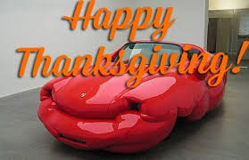 thanksgiving day special stuffed cars news top speed