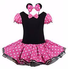 girls minnie dress christmas party ballet dresses newbor baby kids
