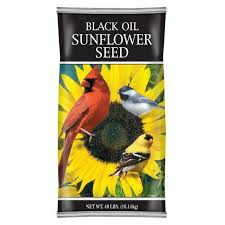 57 cents per pound 40 lb black oil sunflower seed 62031 the
