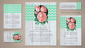 wedding invitations minted read more mint and coral rustic wedding invitations wedding