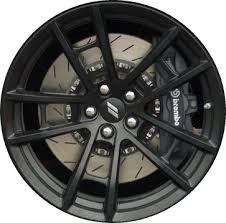 dodge challenger wheels aly2605 dodge challenger charger wheel black painted 6dd07vxwaa