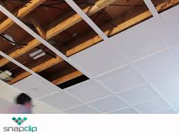 Suspended Ceiling Clips by Snapclip Ceiling Video Mp4 Youtube
