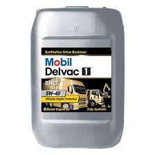 Sho Mobil mobil delvac 1 shc 5w 40 synthetic diesel engine opie
