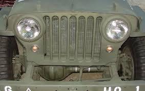 jeep cj grill logo styles for willys jeeps