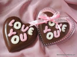 wallpaper coklat manis chocolate day wallpaper hd love you heart chocolates