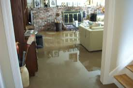 How To Fix Laminate Flooring That Got Wet How To Dry A Flooded Basement Yourself