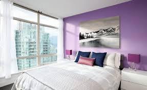chambre mauve chambre mauve et blanc 4 peinture murale quelle couleur choisir