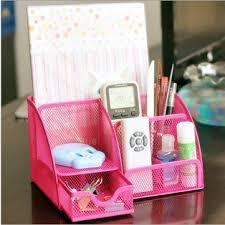 cute desk organizer tray cute desk organizer free shipping metal stationery holders portfolio