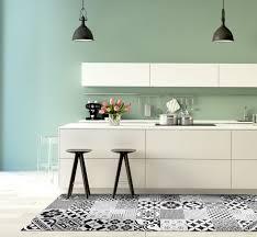 tapis de sol cuisine unglaublich vinyl sol cuisine haus design