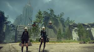 nier 2010 game wallpapers nier automata benchmarks des action rollenspiels