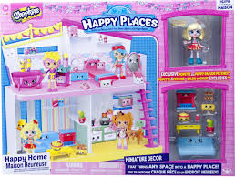 Happy Home Decor Shopkins Happy Places Happy Home Playset Walmart Canada