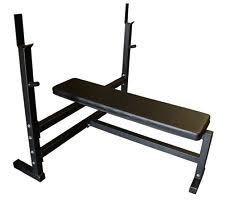 olympic style weight bench olympic flat bench ebay